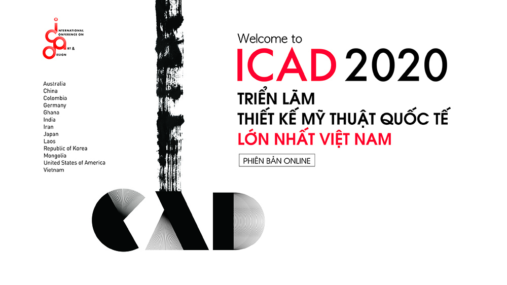 vlu icad my thuat design poster